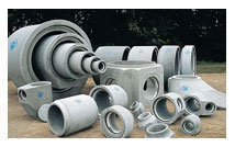 Manufacturer of Machine for Producing Concrete Pipes.