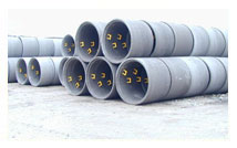 Machine for Manufacturing of Concrete Pipes, Manhole Systems, Box Culverts.