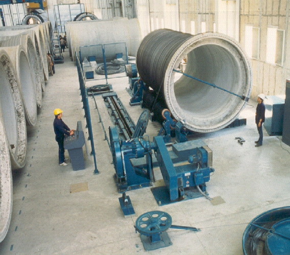 Pressure Pipes - Pre-stressed Concrete Pipes,Cylinder Pipes