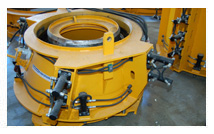 Manufacturer of Moulds for Manhole Systems.