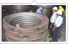 Manufacturer of Pallets for Concrete Pipe Machine.