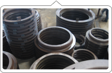 Manufacturer of Set Rings for Concrete Pipe Making Mahcine.