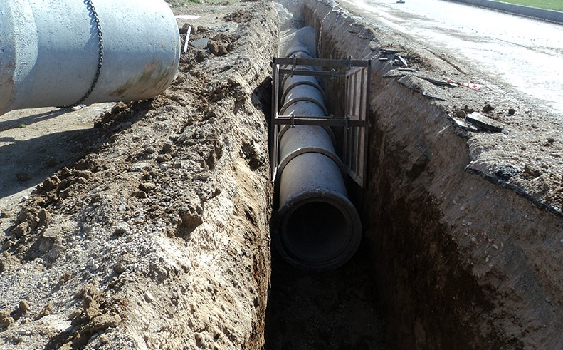 use of Concrete Pipes in Infrastructure Projects