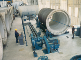 Hume Pipe Manufacturing